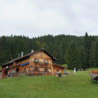 Eine Berghütte wie sie sich die meisten Wanderer wünschen: Die Gündhütte bei Pfronten.   foto (c) kinderoutdoor.de