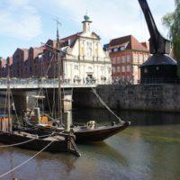 Mit Salz erlangte Lüneburg großen Reichtum und der ist heute noch sichtbar an den historischen Gebäuden.   foto (c) kinderoutdoor.de