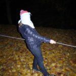 Schnitzeljagd in der Nacht: Im Dunkeln ist gut munkeln