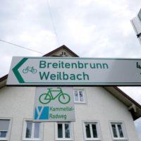 Es geht fast immer bergab bei der Radtour mit Kindern auf dem Kammelradweg. Da braucht Ihr keine Steigungen zu fürchten.   foto (c) kinderoutdoor.de