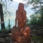 Wandern mit Kindern: Die Burgherrenrunde oberhalb vom Ossiacher See