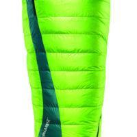Der  Therm-a-Rest® Questar™ HD ist mit Entendaune gefüllt und überzeugt mit seinem Komfort.   foto (c) therm a rest