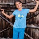 Schöffel Kinderkleidung für den Sommer: Mit viel Funktion draußen unterwegs