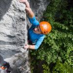 Klettercamp vom SAAC in Tiroler Zugspitz Arena: Kostenlos mehr Sicherheit im Felsen lernen