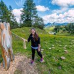 Mit den Kindern die Berge am Zauchensee entdecken