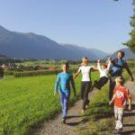 Wandern mit Kindern: Auf dem Balkon von Innsbruck unterwegs