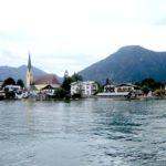 Paddeln mt Kindern auf dem Tegernsee: Unterwegs an der bayerischen Goldküste