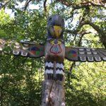 Indianer Schnitzeljagd: Immer den Pfeilen nach!