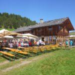 Mit Kindern auf Berghütten in Südtirol: Im Eisacktal Perlen heben
