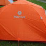 Marmot Zelt Limelight 4 P: Flott aufgebaut und hält dem Wetter stand