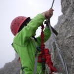 Klettersteig mit Kindern: Die Via Ferrata als Spielplatz in den Bergen?