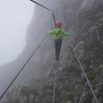 Klettersteige mit Kindern in Vorarlberg, der Steiermark und der Schweiz