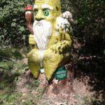Wandern mit Kindern in Tirol: Klettern, schaukeln und rätseln in Bibis Märchenwald