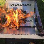 Primus Kamoto: Feuerschale und Grill in wenigen Sekunden startklar