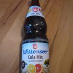 Cola-Mix Test: Ein neuer erster Platz bei der Verkostung