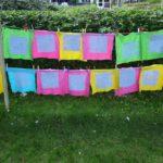 Papierschöpfen mit Kindern: Aus alt macht neu!