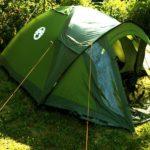 Coleman Darwin 4 +: Vier Personen Zelt im Test