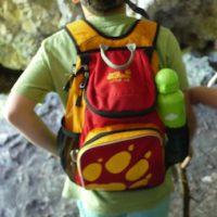 Ein Klassiker für Kinder ist der Little Joe von Jack Wolfskin. Er überzeugte die kleinen Tester.   foto (c) kinderoutdoor.de