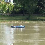 Familientour im Kanu auf dem Rhein: Von Istein nach Bad Bellingen