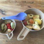 Outdoor Rezept für Kinder: Zitronenhähnchen lecker und einfach zu kochen