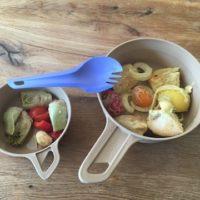 Outdoor Rezepte für Kinder: Zitronenhühncen ist eine leckere Mahlzeit für unterwegs.   foto (c) kinderoutdoor.de
