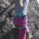 Klettersteig für Kinder: Spiderman in Warth-Schröcken