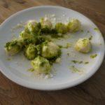 Kochen mit Kindern am Lagerfeuer: Ricotta Gnocchi