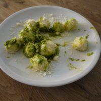 Ein Outdoor Rezept für Kinder sind Ricotta Gnocchis. Simel zu kochen und genial im Geschmack.  foto (c) kinderoutdoor.de