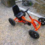 Berg Gokart Buddy im Test: Flott auf vier Reifen unterwegs
