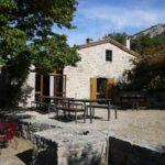 Familienfreundliche Hütte: Gite de Fontlargias und Ihr fühlt euch wie daheim