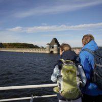 """Im Herbst bieten sich am Möhnsee einige tolle Veranstaltungen für die ganze Familie.   Bildnachweis """"Wirtschafts- und Tourismus GmbH Möhnesee"""""""