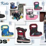 Kinder Winterstiefel von Bogs: Absolut wasserdicht und warm bis -40°C