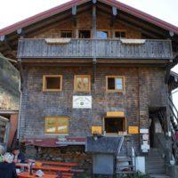 Auf dem Staufner Haus, einer urigen DAV Hütte, übernachtet Ihr mit den Kindern.   foto (c) kinderoutdoor.de
