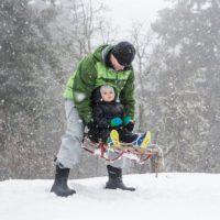 Bogs Gummistiefel gibt es für Erwachsene, Kinder und die Kleinsten. Diese Modelle halten Nässe und Kälte von den Füßen fern.  foto (c) bogs