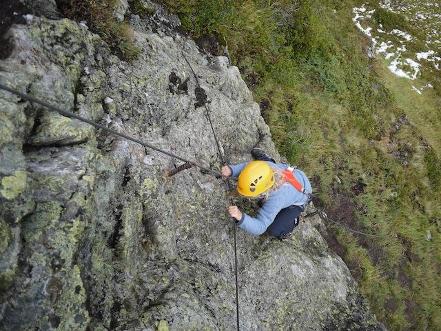 Klettersteigset Worauf Achten : Mit kindern klettersteig kinderoutdoor outdoor erlebnisse