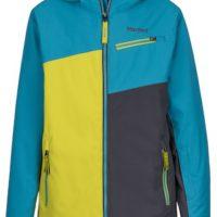 Marmot Boy's Thunder Jacket ist eine Skijacke für coole Jungs, die flott auf und abseits der Piste unterwegs sind.   foto (c) marmot