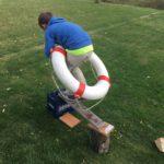 Schnitzeljagd für sportliche Kinder: Ideen für schweißtreibende Spielstationen