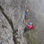 Klettersteige für Familien: Hier klinkt Ihr Euch ein!