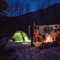 Jack Wolfskin Airflake hält die Outdoorer an kalten Tagen warm halten.   foto (c) kinderoutdoor.de