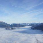Herbstwandern mit Kindern in Oberbayern: Enzian, Amperauen, Gämsen und der Kini