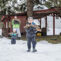 Kinder-Gummistiefel von Bogs kommen aus dem kalten Nordwesten der USA.  foto (c) bogs