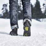 Icebug Winterschuhe für Eltern: Mit Spikes mehr Freude am Winter