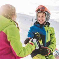 Schöffel Kinder Skibekleidung überzeugt auch in diesem Winter die kleinen Pistenfüchse.   foto (c) schöffel sportbekleidung