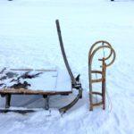 Schlitten fahren: Rodelbahnen in den Alpen für Familien