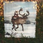 Schatzsuche im Winter mit Kindern: Elsa und die Eiskönigin Schnitzeljagd