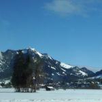 Skitouren mit Kindern: Auf den Grünten steigen und abfahren dank ehemaliger Pisten