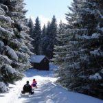 Familienfreundliche Hütten ganzjährig geöffnet: Urig und ideal für Kinder