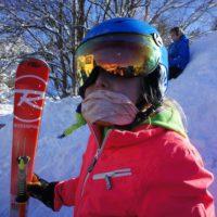 Schweizer Perfektion! Der CP Kinder Skihelm Camulino überzeugt in vielen Details.  foto (c) kinderoutdoor.de