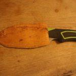 Bushcraft für Kinder: Messer Etui aus Birkenrinde basteln