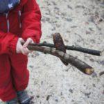 Schnitzeljagd im Wald: Ganz spontan auf Schatzsuche gehen